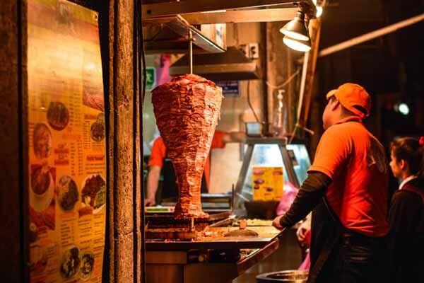 Que comer en México.