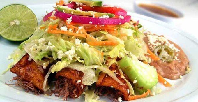 Comida Tipica de Mexico